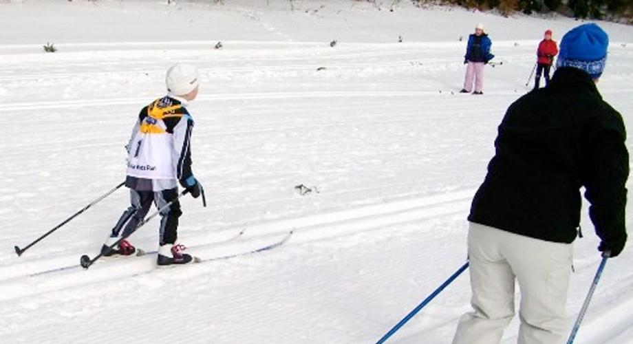 Vielseitigkeit der Skilangläufer war gefragt