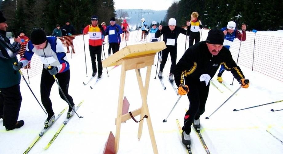 Ortsmeisterschaften im Skilanglauf