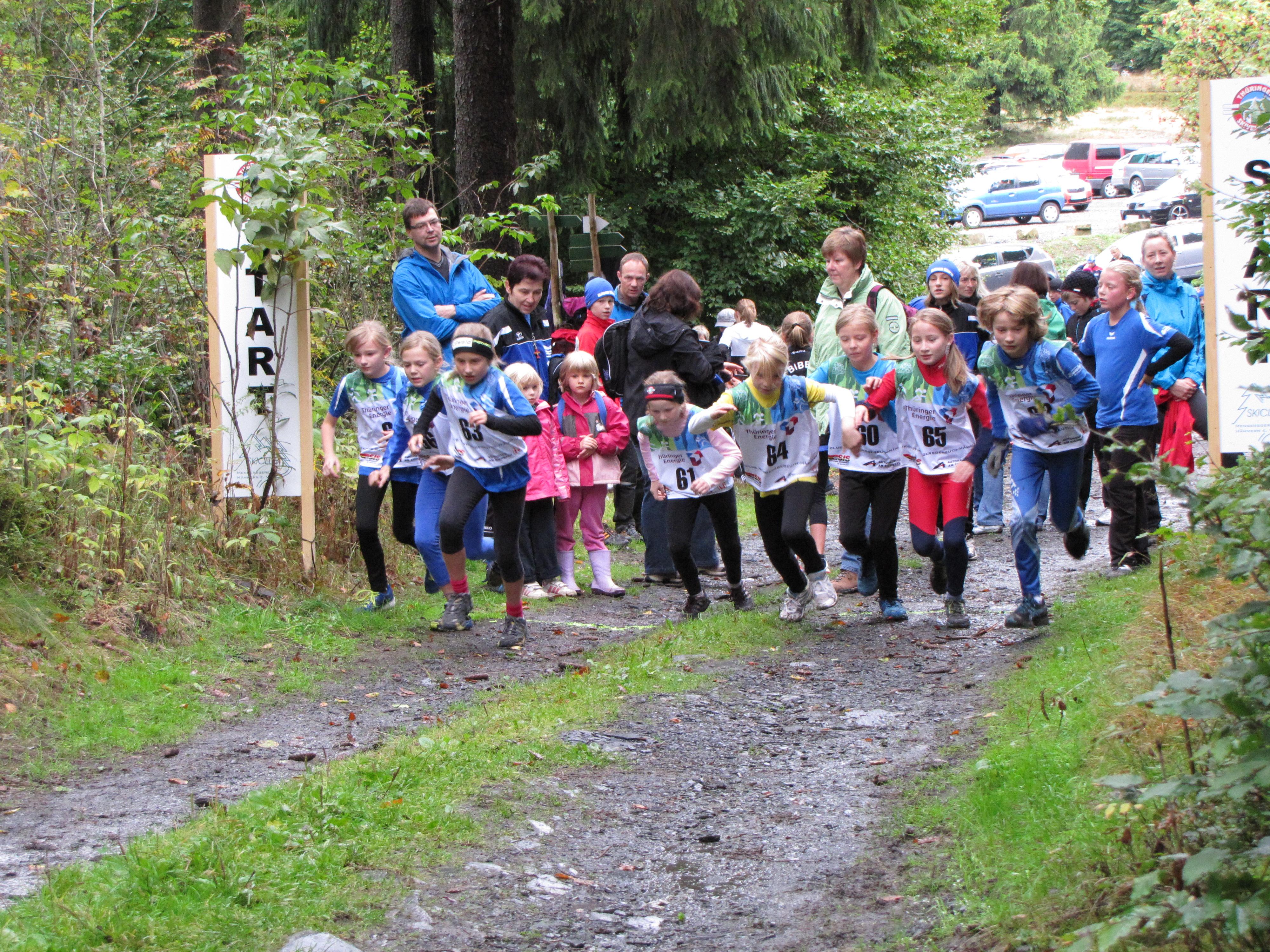 """Crosslauf """"Rund um den Mühlberg"""" 2019"""
